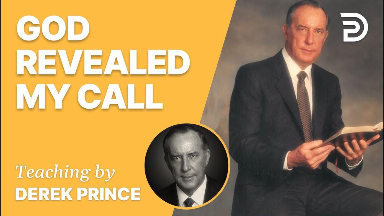 YouTube thumbnail for God Revealed My Call
