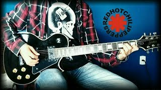 Californication by Red Hot Chili Peppers (Guitar Cover by Slenner Channel)