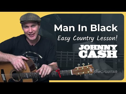How To Play Man In Black