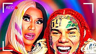 How it filmed: 6ix9ine and Nicki Minaj - Trollz, Gooba, Fefe