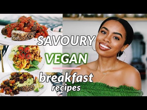 DECLICIOUS Savoury Vegan Breakfast Recipes! | no tofu – soy free