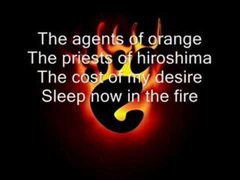 Sleep Now In The Fire - Rage Against The Machine