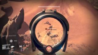 Destiny Pack Of Wolves On Mars  Keldar Archon Priest! Level 38 Enemies!