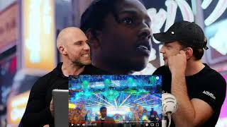 A$AP Rocky - L$D (LOVE x $EX x DREAMS) METALHEAD REACTION TO HIP HOP!!!