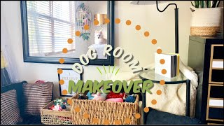 Dogs Room Makeover: Shopping, Haul, Clean With Me & BIG REVEAL
