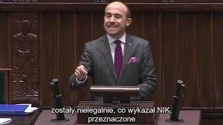 ZOBACZCIE jak Borys Budka perfekcyjnie punktuje niekompetencje ministra sprawiedliwości Zbigniewa Ziobry❗️