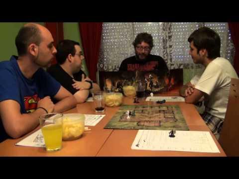 Jugamos Dungeons and Dragons 5ª edición: Introducción (Partida de ROL)