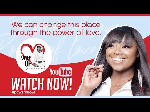 """Jekalyn Carr - """"Power of Love"""""""