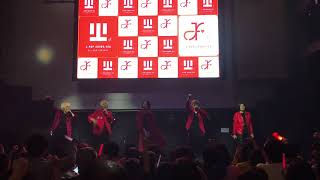 X-MATE    2017.11.5   JCF   X4 メドレー/Party Up!!・Killing Me  CV by X-MATE  えっくすめいと