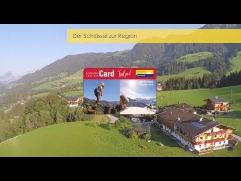 AlpbachtalCard - und Ihr Urlaub ist mehr wert!