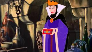 Snow White and the Seven Dwarfs - Peddler's Disguise