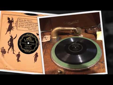 Polish 78rpm recordings, 1927. VICTOR 80590 A/B. Żal kochanki / Niestały kawaler
