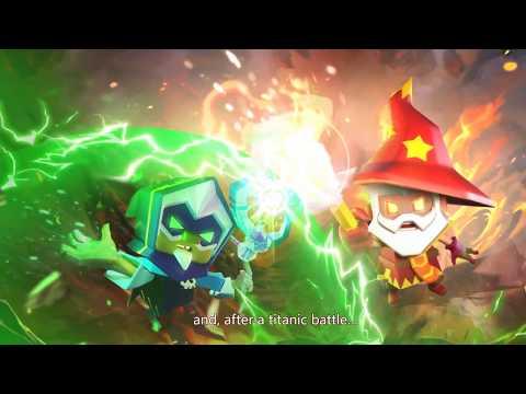 Vídeo do Tiny Battleground