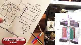 Микроволновки ремонт (не греет)