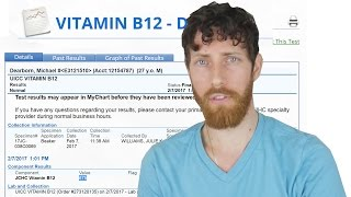 My Vegan Blood Test Results: Shocking Protein Levels | +Response to Criticism
