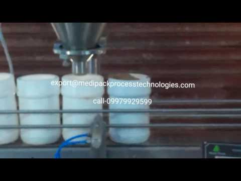 Glucose Powder Filler Machine