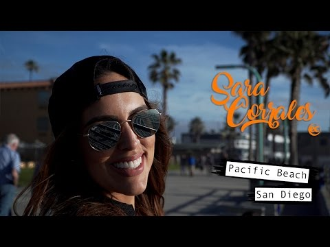 Sara Corrales en EC San Diego -Pacific Beach