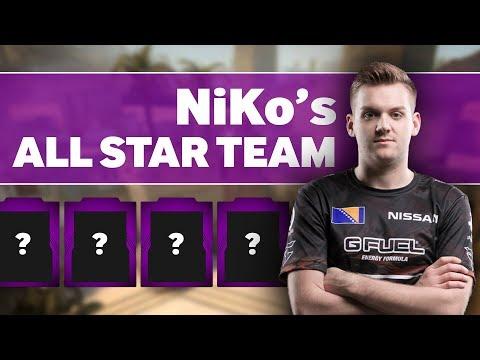 NiKo's All Star Counter-Strike Team