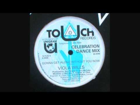 Viola Wills - Gonna Get Along Without You Now (Celebration Dance Mix)