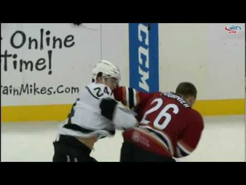 Stefan Fournier vs Michael Latta