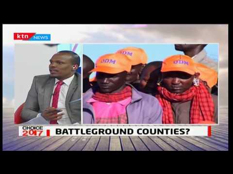 Choice 2017: Battle for Maasai vote part 2 27/2/2017