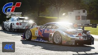 Full Throttle - Gran Turismo Sport [4K] Onboard All Japan GT Championship - Lexus au TOMS