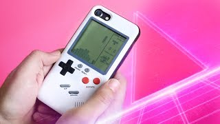 IT WORKS! Game Boy iPhone Case