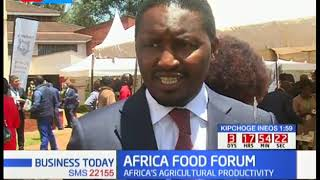 African Food Forum: Reduced dependency on imports