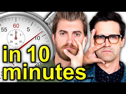 The History Of Rhett And Link (GMM) | A Brief History