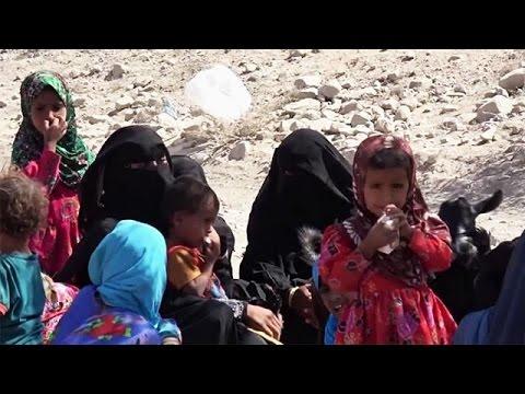 أزمة انسانية كبيرة في اليمن