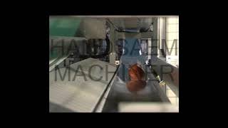Full automatic roll in packaging machine