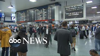 Busy day of travel expected in post-Thanksgiving rush