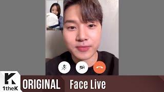 Face Live(페이스라이브): Kim MinSeok(김민석) _ Good Night