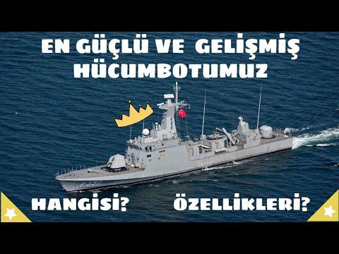 Türkiye'nin En Güçlü Ve Yetenekli Hücumbotu Kılıç Sınıfı Hücumbot Nedir? Özellikleri
