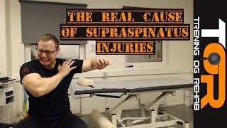 The real cause of supraspinatus injuries