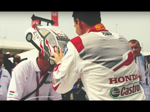 Honda Racing TV - Episode 12 - Norbert Michelisz