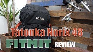 Tatonka Norix 48 Review - BESTER Handgepäck Rucksack zum reisen!!!
