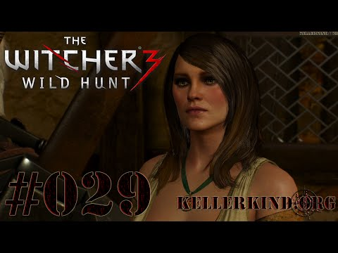 The Witcher 3 [HD|60FPS] #029 Die Träumerin ★ Let's Play The Witcher 3