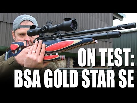 On Test: BSA Gold star SE