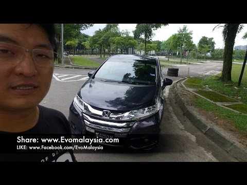 Evo Malaysia com | 2017 Honda Odyssey Full In Depth Review by Bobby Ang