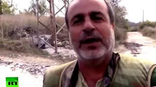 ШОКИРУЮЩИЕ ВИДЕО! Сирийские добровольцы освобождают горные селения от боевиков Новости 17 11 2015