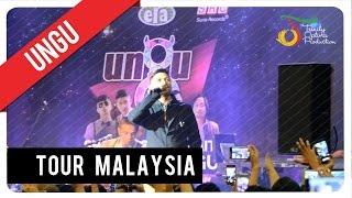 UNGU - Mozaik   Promo Tour, Malaysia