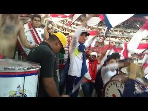 """""""Recibimiento Chivas vs pumas Apertura 2018"""" Barra: Barra Insurgencia • Club: Chivas Guadalajara"""