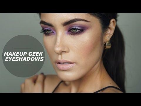Pressed Eyeshadow Pan by Makeup Geek #3