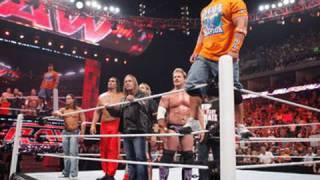 Raw: Cena assembles a team to combat The Nexus at SummerSlam