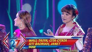 GOKILZZ!! Wali feat Tasya Rosmala, Cita Citata, Sibad, Janet [YANK] - Kilau Raya MNCTV 27 (20/10)