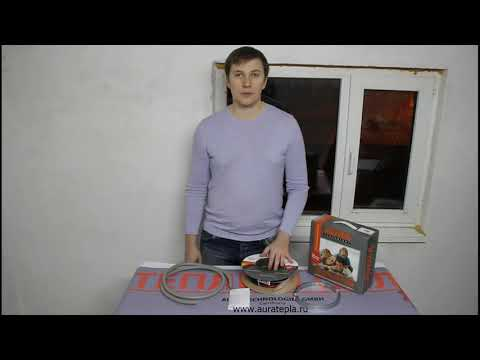 Теплый пол Aura Technology KTA 12-200