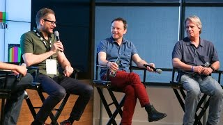 """To Adapt Is To Evolve"" Panel at ATX with Bryan Fuller, Graham Yost, and Noah Hawley"