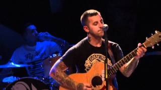"Bayside - ""Don't Call Me Peanut"" (Live in San Diego 10-27-11)"