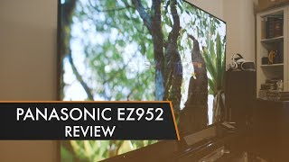 Panasonic EZ952 OLED 4K HDR Review (TX-65EZ952B) | Trusted Reviews